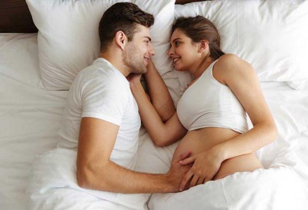 رابطه زناشویی در دوران بارداری و رعایت نکات لازم