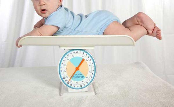 بهترین شیر خشک برای وزنگیری نوزاد