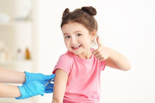 جدول زمانبندی واکسیناسیون کودکان
