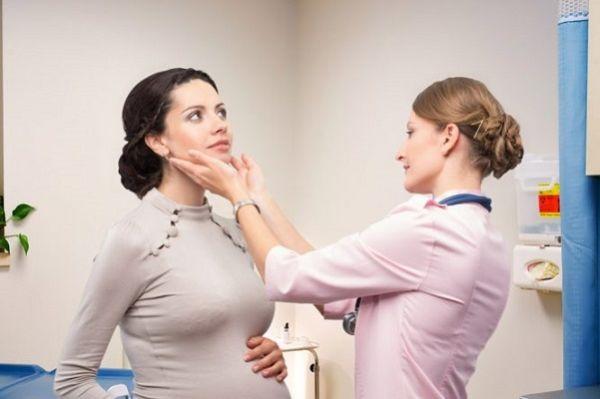 اختلالات عملکرد غده تیروئید در بارداری