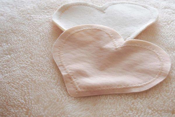 پد سینهی یکبار مصرف یا پد قابل شستشو