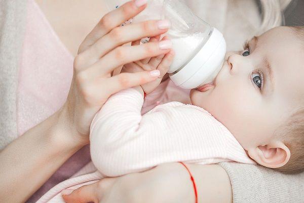 میزان شیر خشک مورد نیاز نوزاد