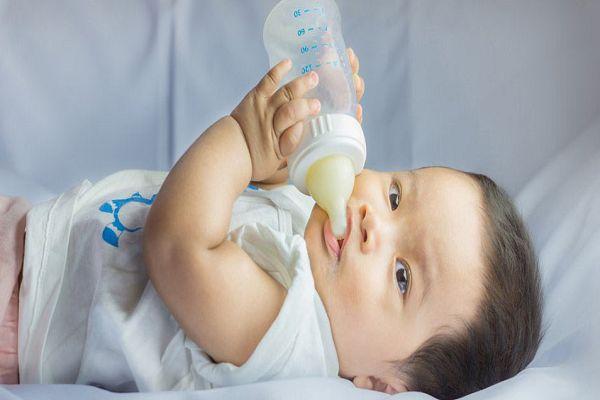 حساسیت کودک به پروتئین گاوی