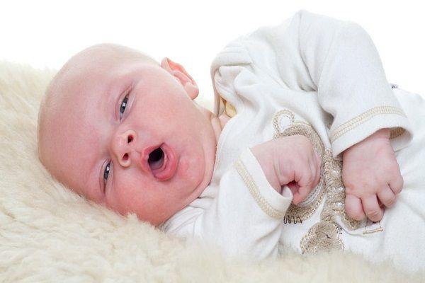 درمان خس خس سینه نوزاد