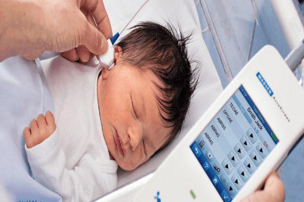حس شنوایی در کودکان شیرخوار