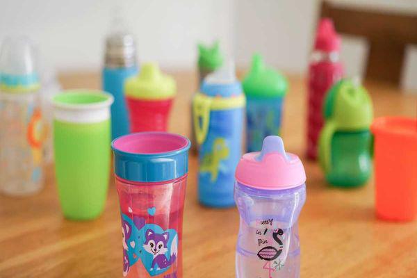 لیوان مخصوص کودک یا لیوان آموزشی