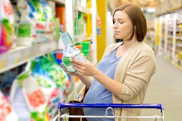 ضرر مواد شوینده در بارداری