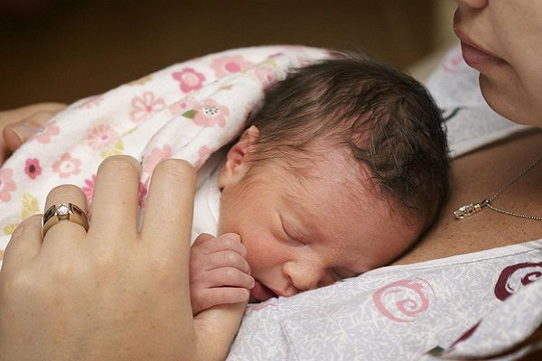 سزارین در هفته سی و هشت بارداری