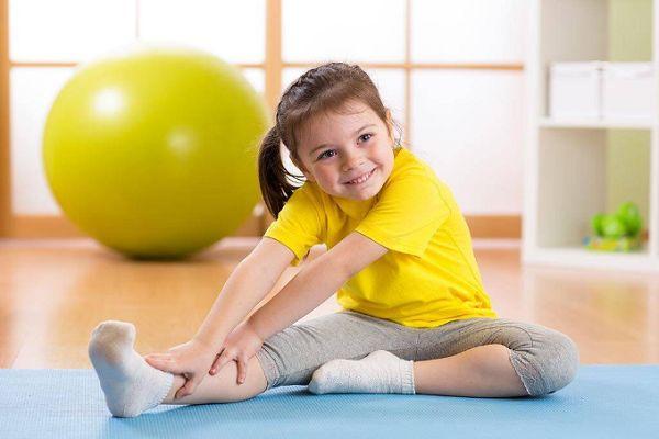 چه ورزشی قد کودکان را بلند میکند؟
