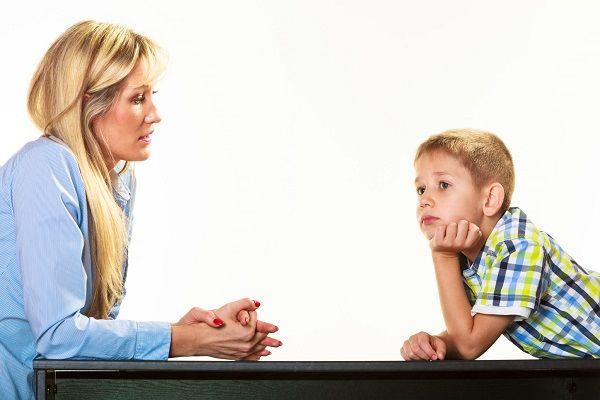 رفتار با کودک حاضرجواب