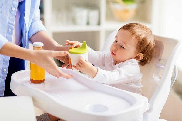 رفتار کودک بعد از شیر گرفتن