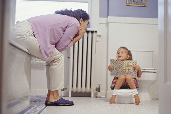 چگونه کودک را از پوشک بگیریم