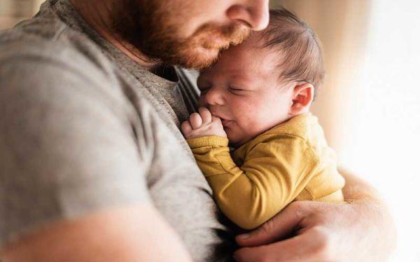 سکسکه در نوزادان