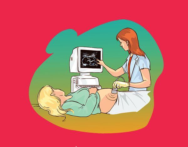 سریعترین راه برای وزن گیری جنین