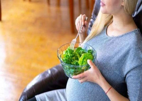 کرفس در بارداری