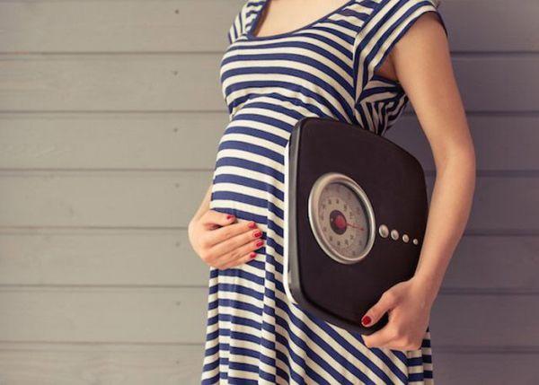 کنترل وزن در بارداری