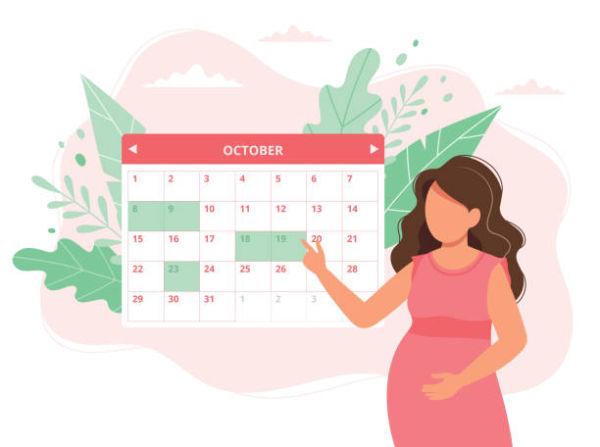 چند روز بعد از پریود احتمال بارداری وجود دارد؟