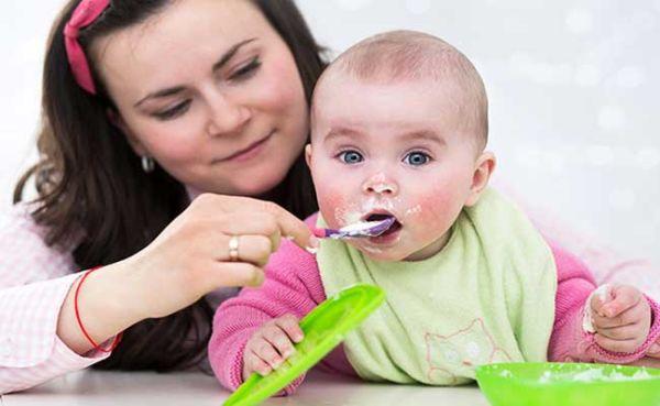 طرز تهیه فرنی نوزاد شش ماهه