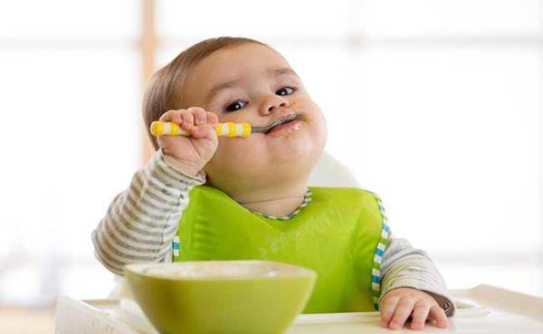 طرز تهیه فرنی برای نوزاد رفلاکسی