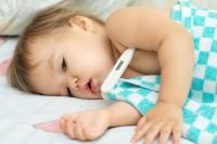 درمان سرماخوردگی در کودکان زیر یکسال