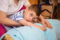 علائم فلج مغزی در کودکان یا cp