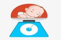 وزن گیری نوزاد در ماه اول
