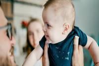 درمان استفراغ نوزاد