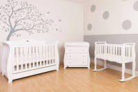 انواع گهواره و تخت نوزاد و کودک