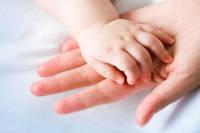 حس لامسه در کودکان شیرخوار