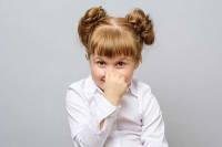 درمان خانگی بوی بد دهان کودکان