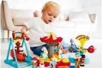 اسباببازیهایی برای شش تا هجده ماهگی کودک