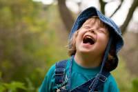 تاثیر خندیدن کودکان در رشد