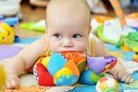 حواس پنجگانه در کودکان شیرخوار