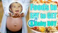 رژیم غذایی برای پسردار شدن